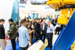 NEFTEGAZ 2019 exhibitors and visitors